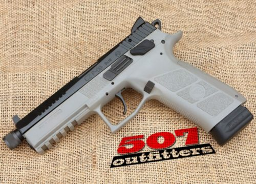 CZ P-09 Suppressor Ready Urban Grey