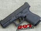 Glock 19 Gen4 Grey Night Sights