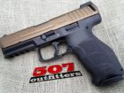 HK vp9 burnt bronze