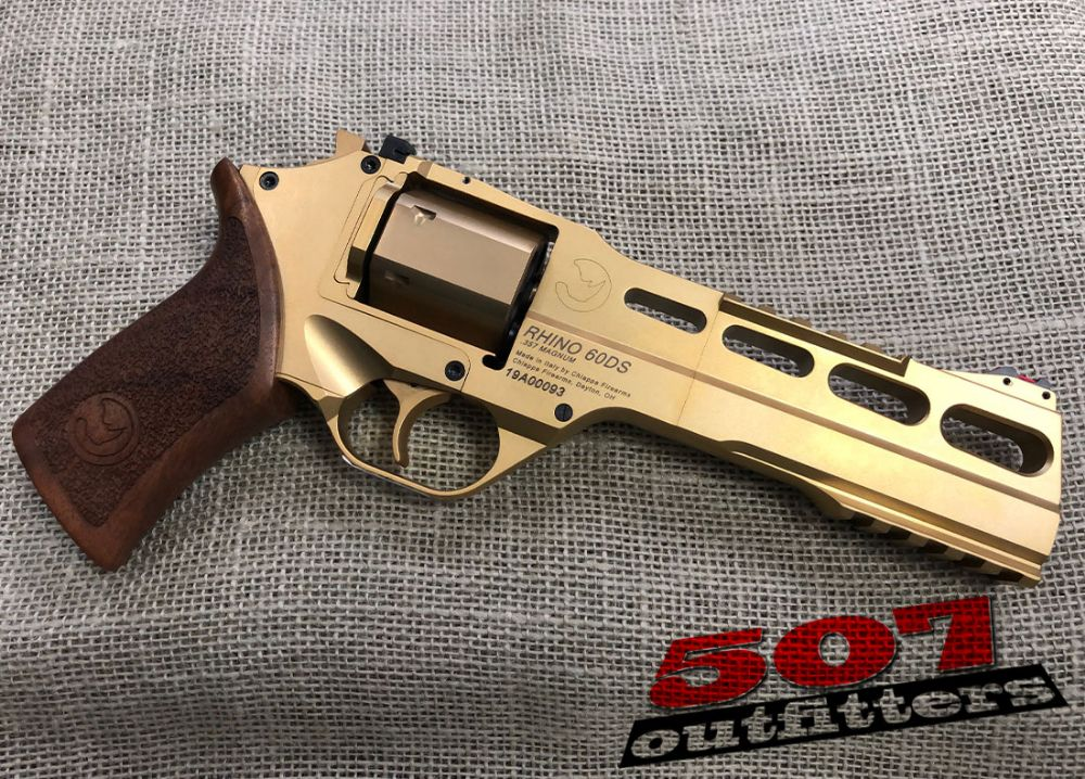 Chiappa 60DS Rhino Gold